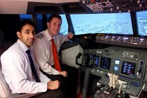 Stockists of 20 Minute Flight Simulator Experience