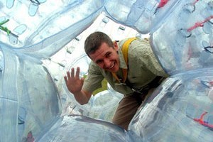 Click to view details and reviews for Harness Zorbing For One.