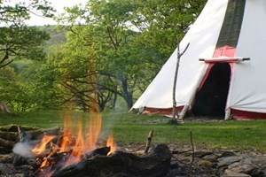Click to view details and reviews for Two Night Tipi Eco Retreat For Two.
