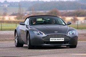 Supercar driving experience in the Midlands