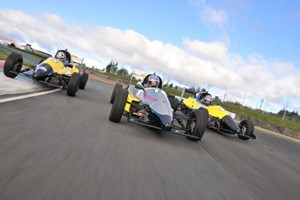 Knockhill Racing Experience.