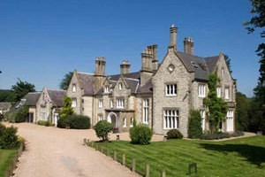 One Night Romantic Break at Langrish House