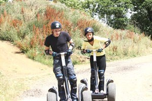 Segway Rally 2 For 1 Offer