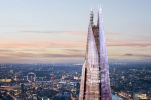 The View from The Shard Christmas gift