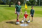 Entry to Foot Golf at North Wales Golf Course for Two Adults - Kids Go Free