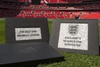 Personalised Wembley Way Single Stone