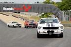 Mustang Half Blast - American Muscle Car Driving Experience