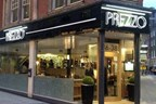 Three Course Dinner with Wine for Two at Prezzo Glasshouse Street