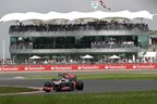 F1 Grand Prix at Silverstone - Sunday Grandstand Pass for Two