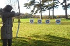 90 Minute Archery Experience in Sherwood Forest Village