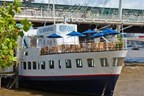 Traditional Afternoon Tea and Cruise on The Thames for Two
