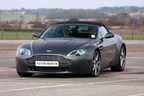 Aston Martin Driving Blast with Passenger Ride