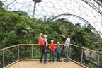 Family Entrance to The Eden Project
