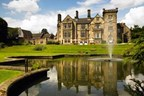 Spa Day Pass for Two with Afternoon Tea at Breadsall Priory Hotel