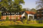 Spa Day Pass for Two with Afternoon Tea at Marriott Meon Valley Hotel and Country Club