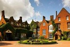 Health Club and Afternoon Tea Delight for Two at Marriott Sprowston Manor