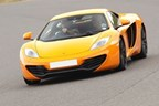 McLaren vs Ferrari Driving Thrill