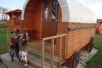 Two Night Stay in a Wild West Wagon at Pinewood Holiday Park