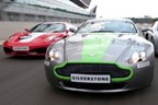 Aston Martin vs Ferrari Driving Thrill at Silverstone