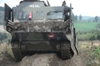 Extended Tank Driving Experience in Scotland