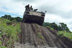 Tank Driving Taster Experience in Scotland