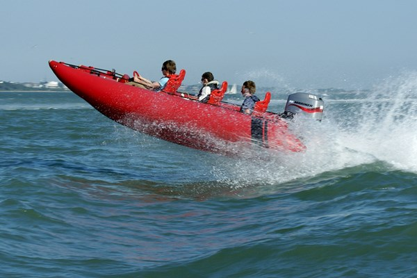Thunderbolt Powerboat Blast - Half Price Special Offer