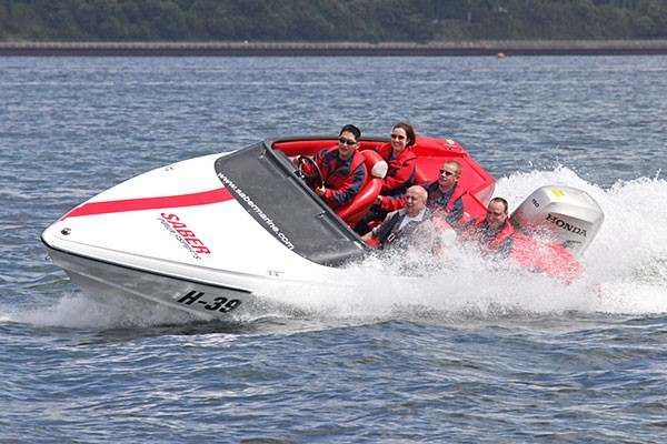 Triple Powerboat Day for One
