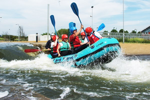 White Water Rafting Thrill - Special Offer