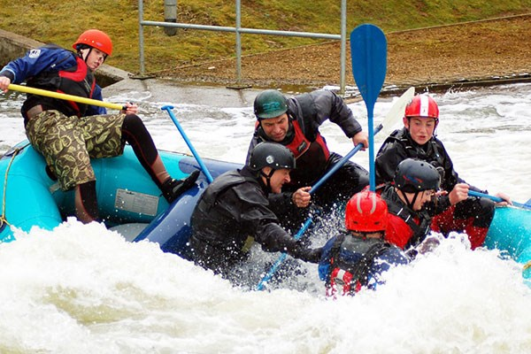 White Water Rafting Thrill For Two   Special Offer
