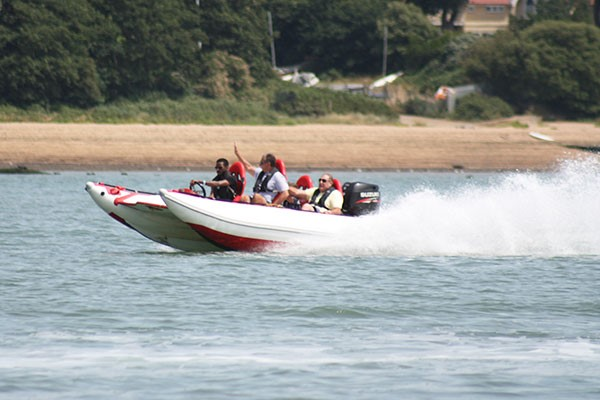 Thunderbolt Powerboat Blast - Special Offer