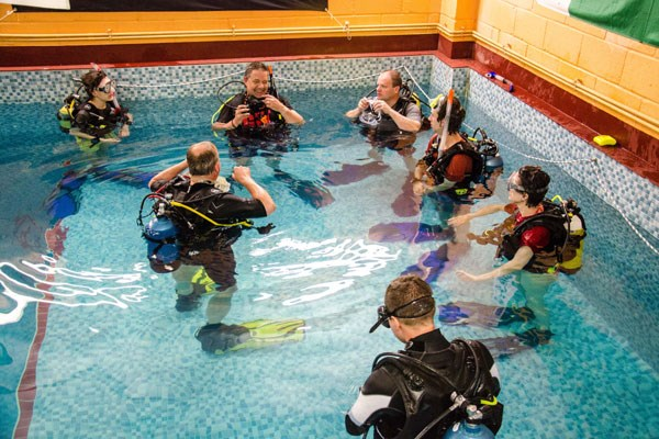 Scuba Diving Experience For Two In East Anglia