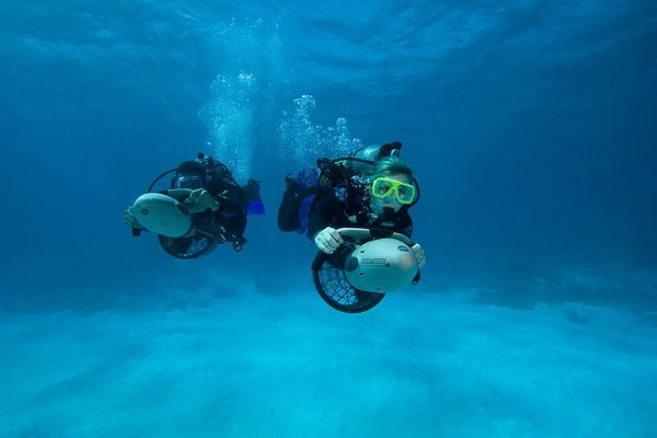 Scuba Diving Experience for Two in Norfolk