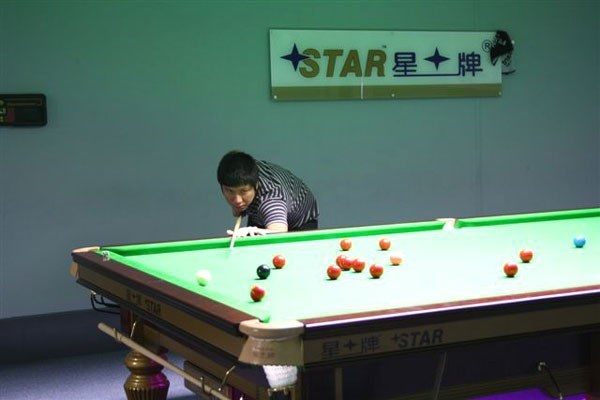 Full Day Introduction to Snooker
