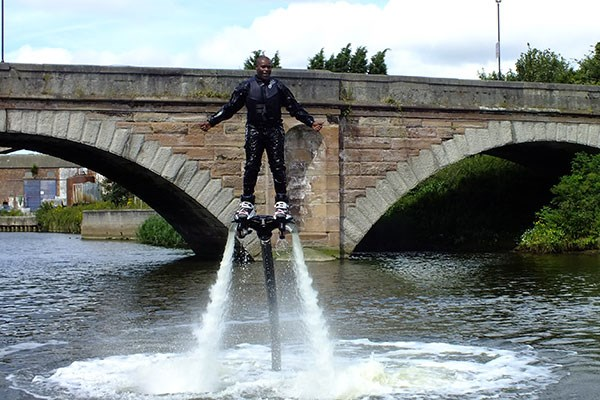 Click to view details and reviews for Flyboarding Experience.