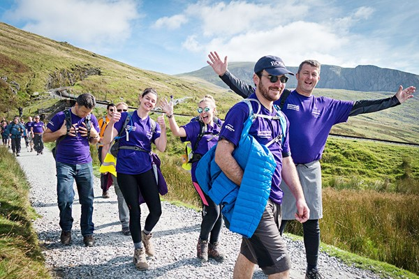 Mount Snowdon Guided Walk