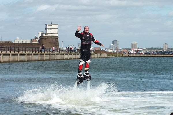 One to One Flyboarding in London