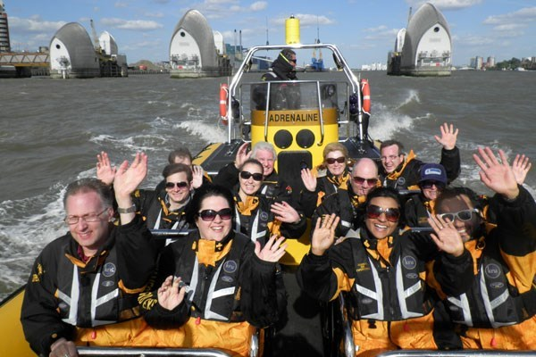 Thames RIB Ride (Adult)