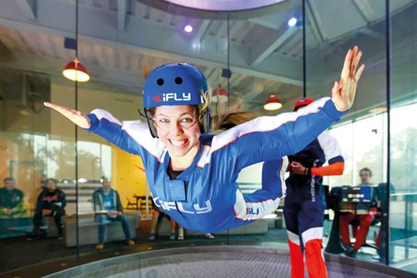 IFLY Indoor Skydiving Experience   Week Round Peak Time