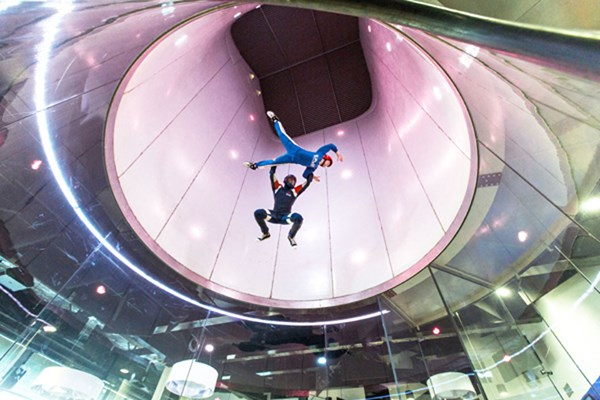 iFLY Extended Indoor Skydiving Experience - Peak Time