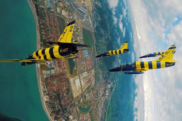 Aero L39 Albatros Jetflight Experience in Germany