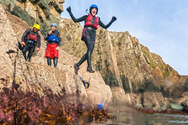 Half Day Coasteering Experience