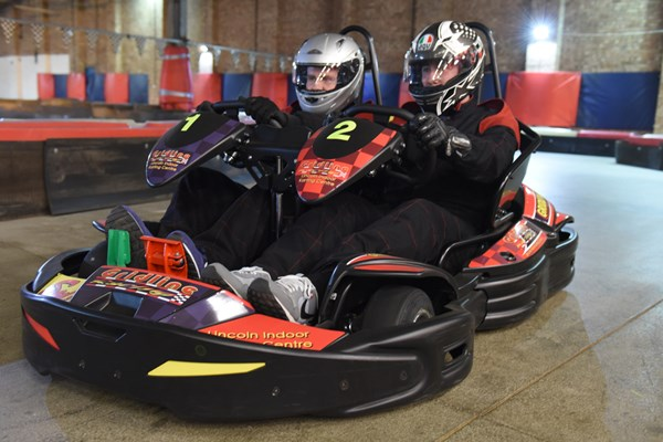 Karting Experience for Two