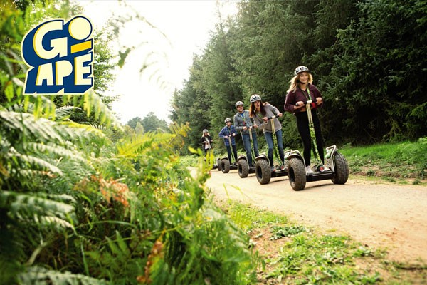Forest Segway Experience for Two at Go Ape