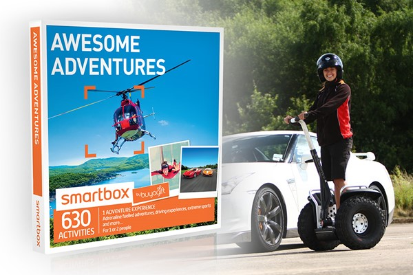 Awesome Adventures - Smartbox by Buyagift