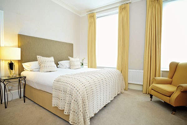 Overnight Stay for Two at Abbey Hotel