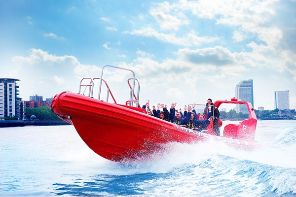 Thames Rockets Powerboating Taster For Two