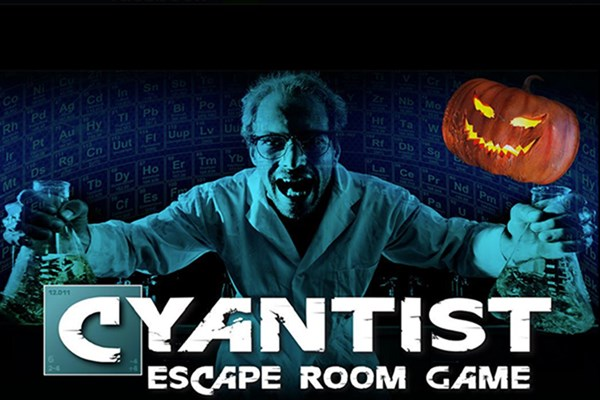 Escape Room For Two at Cyantist Bournemouth
