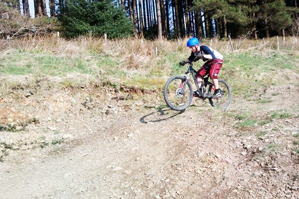 Mountain Biking for Two with Savage Adventures