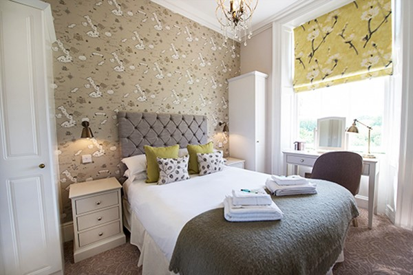 An Overnight New Forest Hotel Escape with Breakfast for Two