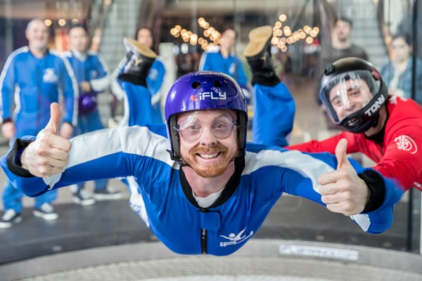 Family Indoor Skydiving - Off Peak